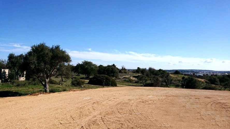 Algarve Camping Car Park