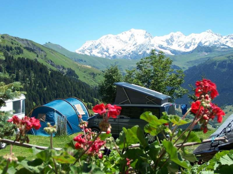 Camping Alpage of Jorets