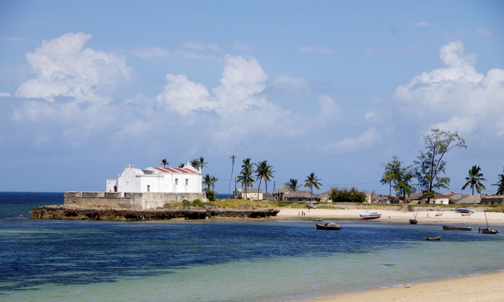 De Maputo à Ilha de Moçambique