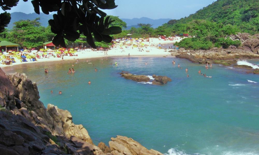 Desde Río de Janeiro a Santos