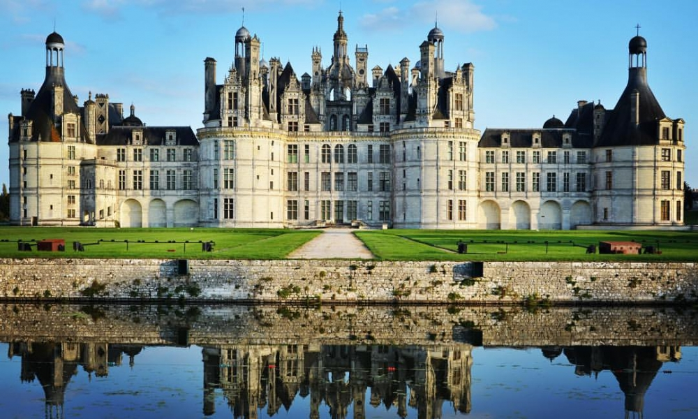 Route of the Castles and Palaces of the Loire Valley