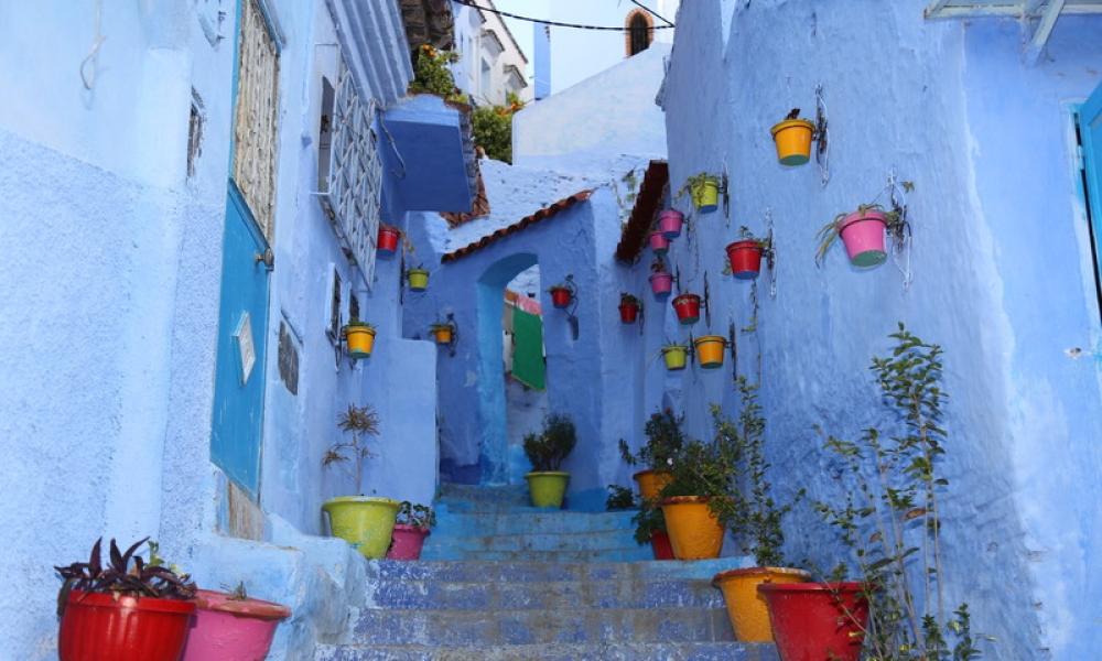 Viajando por Marrocos