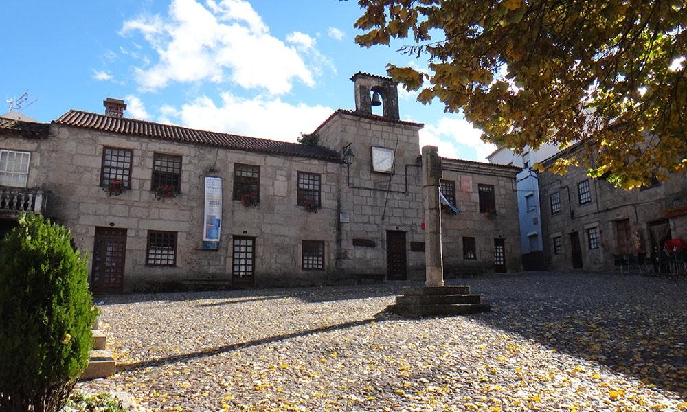 Rota das Aldeias, Vilas e Cidades históricas do centro de Portugal