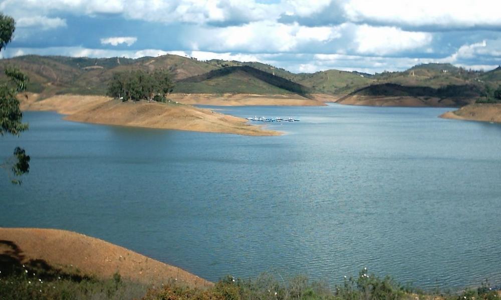 Rota das Barragens ao Sul do Rio Tejo