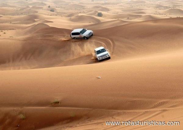Desert Safari in Dubai UAE