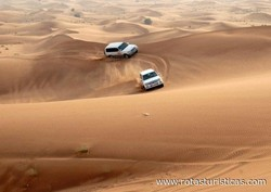 Desert Safari in Dubai UAE