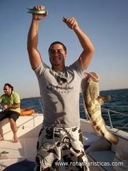 Go Fishing Charters for fishing tours in Dubai