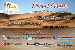 Desert events