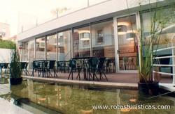 Restaurante Flagrante Delitro da Casa Fernando Pessoa