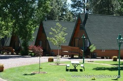 Cabins on Strawberry Hill