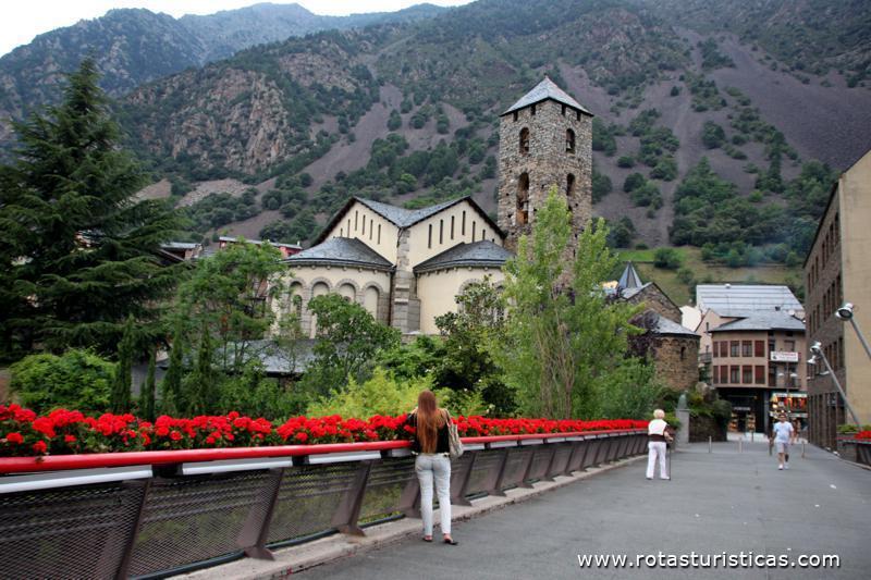 Iglesia de Sant Esteve, Andorra la Vella