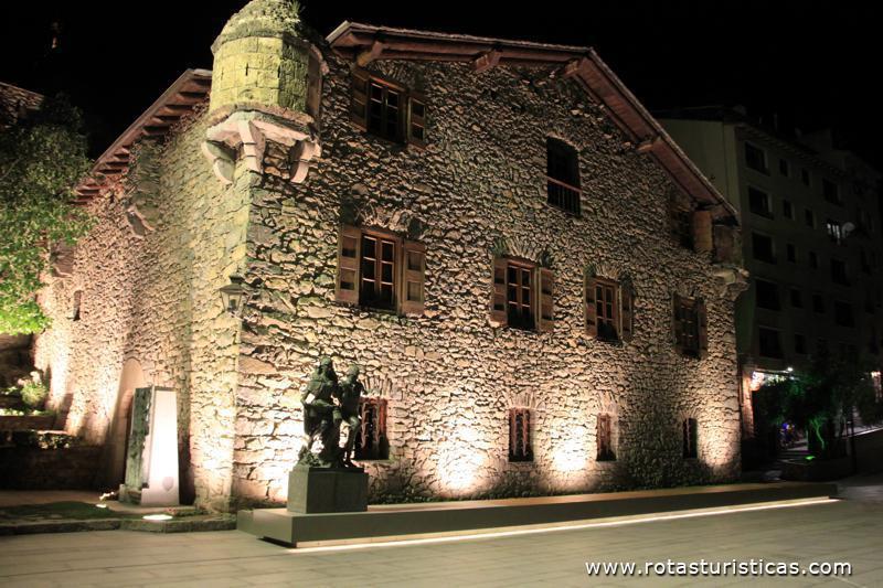 Casa del Valle - Antiguo Parlamento de Andorra
