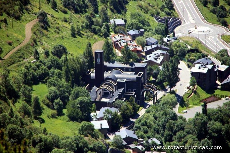 Santuario de Meritxell (Andorra)