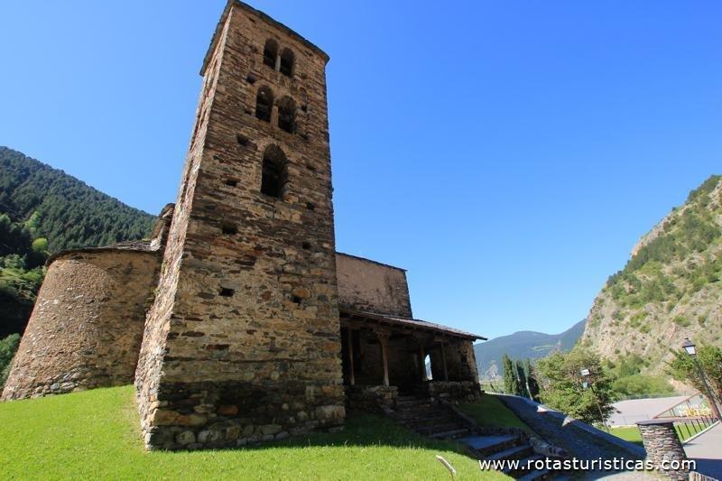 Iglesia de Sant Joan de Caselles (Canillo)