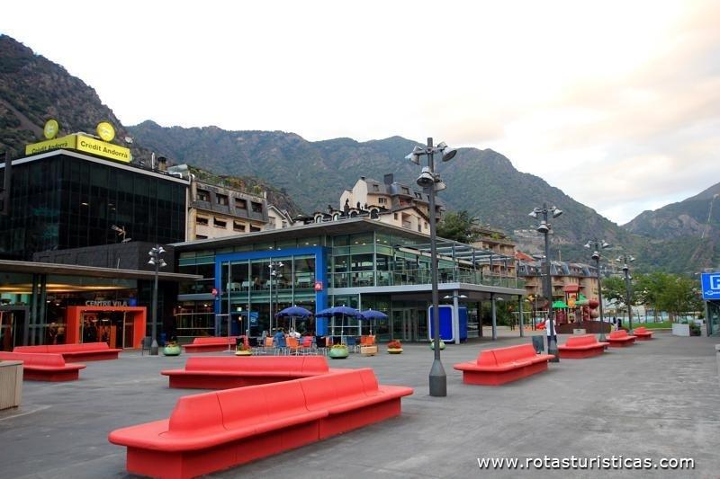 Parque del Pueblo (Andorra la Vella)