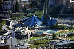 Spa Caldea, Andorra la Vella