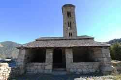 Iglesia de San Miquel Engolasters