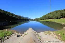 Lago de Engolasters (Andorra)