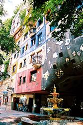 Casa Hundertwasser (Viena)