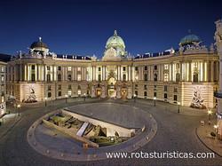 Palácio Imperial de Hofburg (Viena)