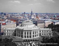 Teatro Nacional de Viena (Áustria)