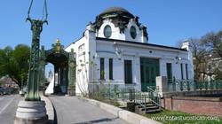 Pavilhão do Tribunal de Otto Wagner (Hietzing) (Viena)