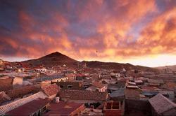 Montanha Cerro Rico (Potosí)