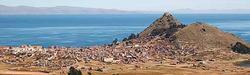 Lago Sagrado de Titicaca