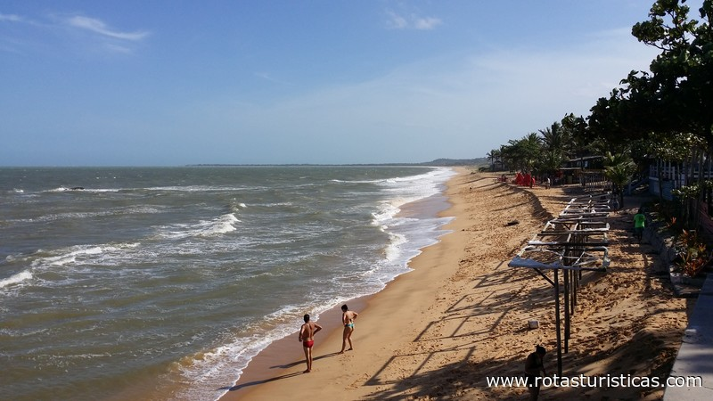 Praia do Arakaki - Santa Cruz Cabrália