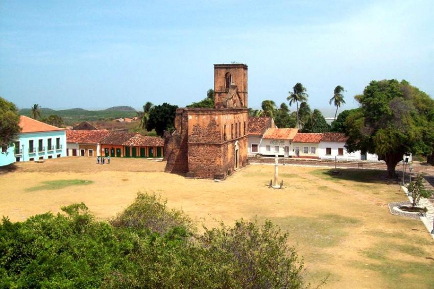 Praça Matriz (Alcântara - Maranhão)