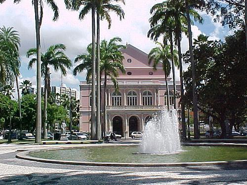 Teatro de Santa Isabel (Recife)