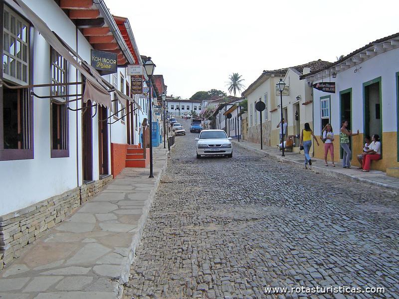 Ciudad de Pirenópolis (Brasil)
