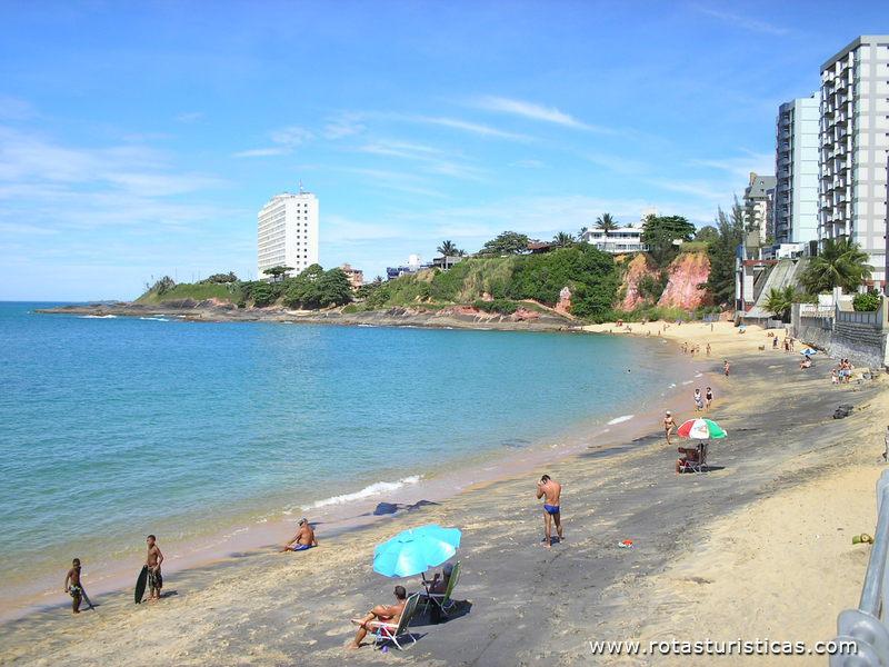 Praia da Areia Preta (Guarapari)