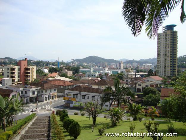 Ciudad de Blumenau (Brasil)