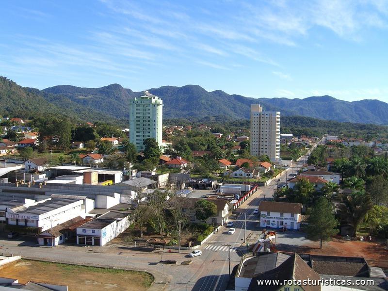 Ciudad de Timbó (Brasil)