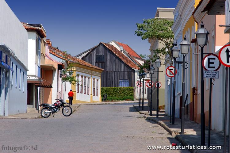 Lapa City (Brazil)
