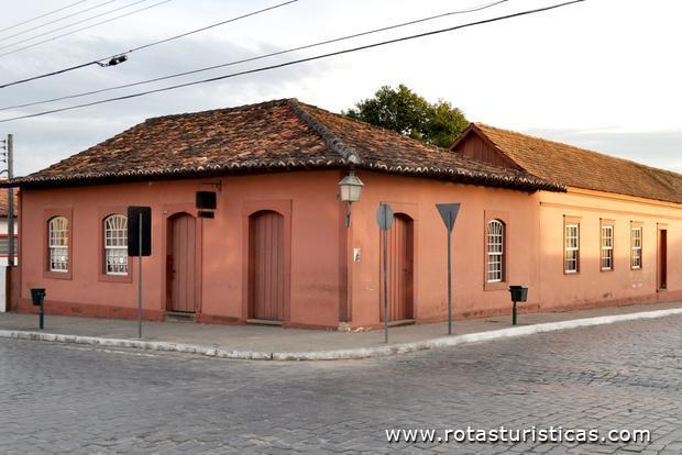 Museu Casa Vermelha (Lapa)