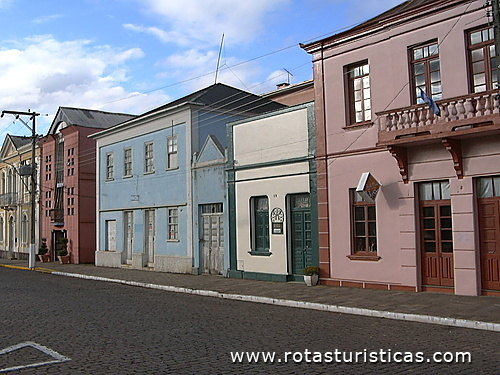 Historical Center (Antônio Prado)