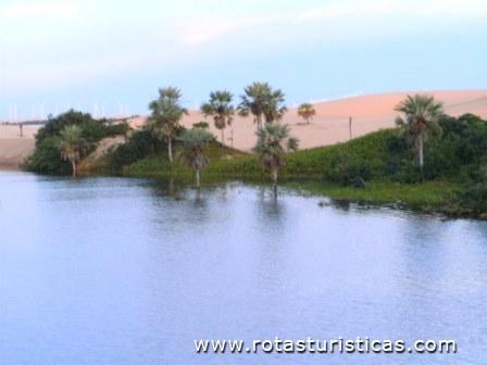Spiaggia del Barrinha (Camocim)