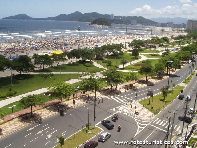 Cidade de Santos (Brasil)