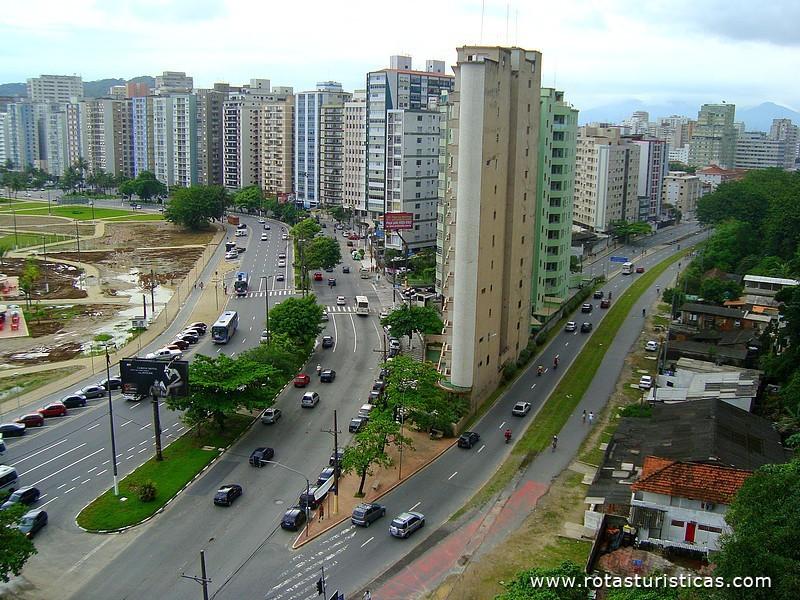 Cidade de São Vicente (Brasil)