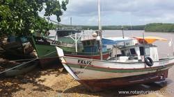Porto de Pesca de Santa Cruz Cabrália