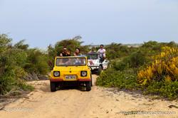 Passeio de Buggy em Caraíva