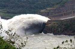 Hidroelectrica binacional de Itaipu