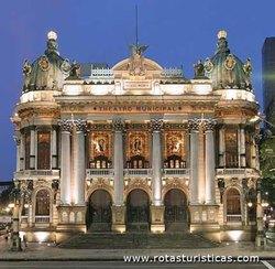 Teatro Municipal do Rio de Janeiro (Brasil)