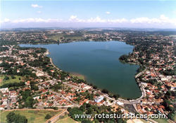 Cidade de Lagoa Santa (Minas Gerais)