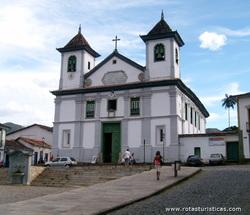 Basílica da Sé, ou Catedral de Nossa Senhora da Assunção