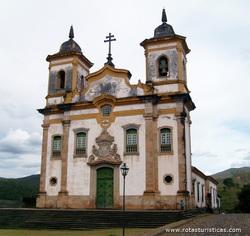 Igreja São Francisco de Assis - Mariana