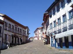 Cidade de Diamantina (Brasil)