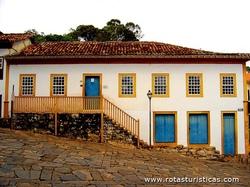 Casa do Padre José da Silva Rollim (Diamantina)